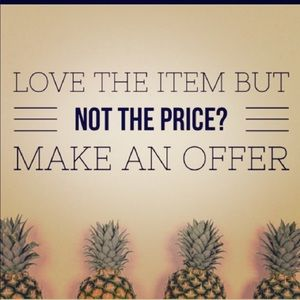 Other - Offer!
